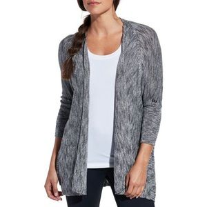 CALIA by Carrie Underwood Gray Dolman cardigan